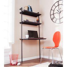 Holly & Martin Haeloen Wall Mount Desk | Overstock.com Shopping - The Best Deals on Desks