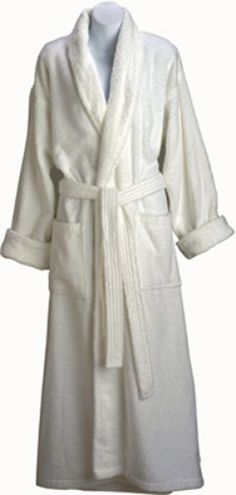Classic shawl collar robe style is ideal for both men and women. Robes are  made 046232dd5