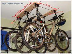Bikes, strollers, ladders, wagons, etc.  -Z