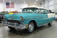1955 Chevrolet Bel Air - Image 1 of 49 Just like the one Dad & Mom took us in to the Drive-in Movies.