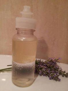Desmaquillador bifásico con aceite de ricino