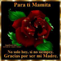SUEÑOS DE AMOR Y MAGIA: Gracias por ser mi Madre