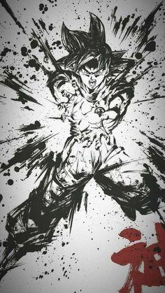 Sieh dir Dragon Ball auf www.watch an - Anime Dragon Ball Gt, Photo Dragon, Comic Kunst, Anime Art, Sketches, Drawings, Artwork, Dragonball Wallpaper, Goku Wallpaper
