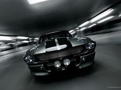 Shelby Mustang GT500 '67