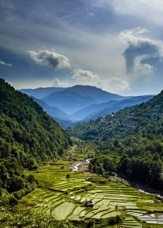 (Mazandaran-Iran) * * PEACE LIKE A RIVER RAN THROUGH THE VALLEY.. HOPE IT CAN STAY.