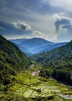 (Mazandaran-Iran) * * PEACE LIKE A RIVER RAN THROUGH THE VALLEY.. HOPE IT CAN STAY.