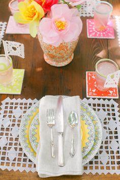 Al Fresco Mexican Inspired Dinner