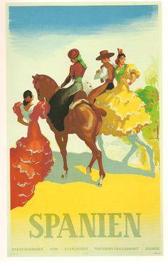 * wunderkammer *: España en el cartelismo turístico de Josep Morell / Spain in the touristic poster of Joseph Morell