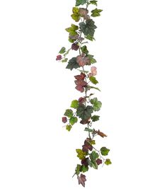 Bloom Room 66 Grape Ivy Garland with Berry Floral & Wedding Floral Floral Stems Sprays & Bus Vine Drawing, Plant Drawing, Wall Drawing, Grape Tree, Grape Plant, Grape Vines, Grape Wallpaper, Texture Photoshop, Hera