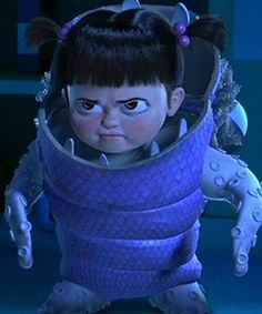 "The ""Monsters Inc."" voiceover actress behind the adorable Boo is kind of a badass now. Cute Cartoon Characters, Cartoon Memes, Cartoon Pics, Girl Cartoon, Monsters Inc Boo, Cute Disney Wallpaper, Cute Cartoon Wallpapers, Disney Art, Disney Pixar"