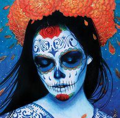 Illustrious: Dia de las Muertas / Sylvia Ji
