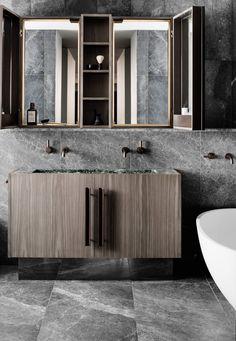 Bathroom   Kitchen   Rockley Gardens Apartment by Elenberg Fraser   est living