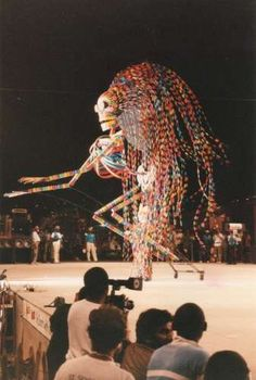 Carnival in Port-of-Spain, Trinidad & Tobago. Peter Krog;