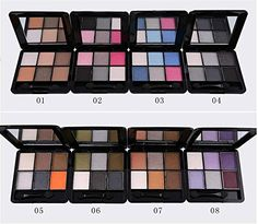 6 color eyeshadow beauty makeup makeup lasting color not blooming  05 court brown tone * Read more reviews of the product by visiting the link on the image.