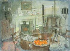 Winter Table . pastel . Felicity House