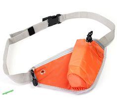 Outdoor Water Bottle Holder Drinks Running Jogging Cycling Hiking Belt Bag HOT