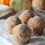 Permalink to: Pumpkin Donut Holes