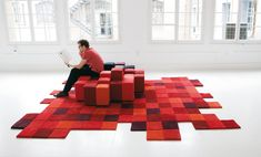 Pixel #carpet #8bit