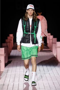 After few seasons GCDS compete with established fashion houses, as a result of their commercial success and product placement among international friends-celebrities such as Bella Hadid, Kendall Jenner, Caroline Vreeland to name a few.
