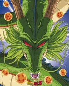 Poster Dragon Ball Z Shenron