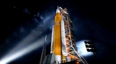 NASA Headquarters Washington, D. - NASA is providing an update on the first integrated launch of the Space Launch System (SLS) rocket and Orion Carl Sagan, Mike Pence, Space Launch System, Orion Spacecraft, Mission To Mars, Kennedy Space Center, Launch Pad, Space Race, Deep Space