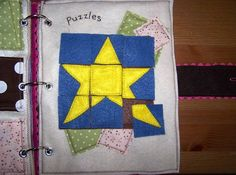 Crafty Chic: A Girls Quiet Book