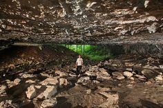 mcfarland cave, clear creek valley, jackson county, alabama