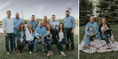 Large Family Farm Session {Terry Farms Photography}