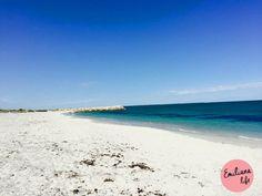 south fremantle beach, perth, Western Australia