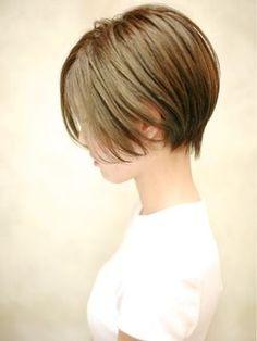 天神 [ BIRTH ] 美シルエット・前下がりショートボブ 《 MASA 》 - 24時間いつでもWEB予約OK!ヘアスタイル10万点以上掲載!お気に入りの髪型、人気のヘアスタイルを探すならKirei Style[キレイスタイル]で。