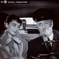 Audrey Hepburn in 'Sabrina'