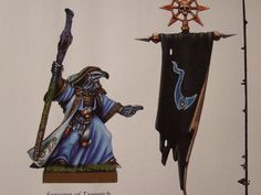 Warhammer Fantasy Battle Tabletop Gaming: Chaos Champions and Sorcerers - Warriors of Chaos Warhammer Army