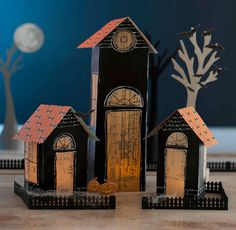 haunted-village1 by claudinehellmuth, via Flickr