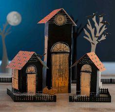 haunted-village1 by claudinehellmuth, via Flickr