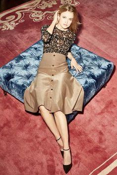 Veronica Beard | Resort 2017 Collection | Vogue Runway