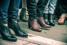 #Stendi #Ecco #EccoWalkathon2013   www.stendi.pl Chelsea Boots, Ankle, Shoes, Fashion, Moda, Zapatos, Wall Plug, Shoes Outlet
