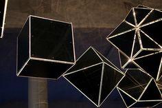 Your Sound Galaxy light installation by Olafur Eliasson light installation