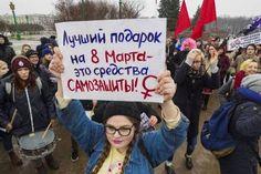 Se permiten golpes con moratones por 500 euros. Mientras el mundo avanza, Rusia retrocede. La nueva ley despenaliza golpear a la mujer. Berna González Harbour | El País, 2017-01-13 http://elpais.com/elpais/2017/01/13/opinion/1484329842_751528.html