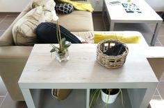 Upcycling étagères IKEA Kallax Atelier Fleur de Mai