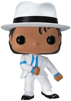 Funko POP Michael Jackson (Vinyl): Smooth Criminal: What addition to our POP! Vinyl Figures couldn't be more perfect than the KING of POP himself! Figure features a stylized urban-vinyl look of Michael Jackson. Michael Jackson Smooth Criminal, Michael Jackson Vinyl, Michael Jackson Figure, Jackson 5, Funko Pop Toys, Funko Pop Figures, Pop Vinyl Figures, Funko Pop Vinyl, Ron Weasley