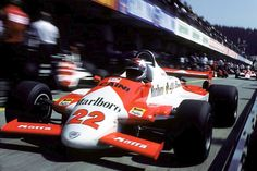 Mario Andretti, Alfa Romeo 179C, 1981 Monaco GP, Monte Carlo
