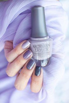 Morgan Taylor polishes