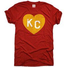 KC HEART | RED