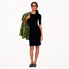J.Crew - Paneled stretch dress