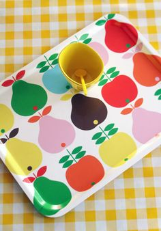 So nice to see pins of stuff I sell! Great serving tray by Koloni, also available @Titia Olieman.com