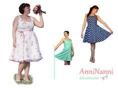 AnniNanni Kleid von AnniNannis auf DaWanda.com