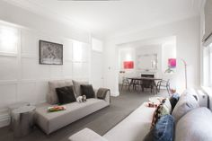 House Tour: A Minimal and Modern London Home   Apartment Therapy