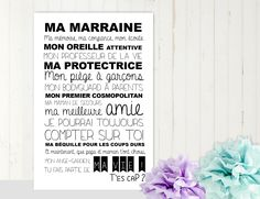 Poster my nanny with beautiful words for your nanny. Thank you for nanny On demand in Bebe Shower, Black And White Posters, E Mc2, Small Words, Note Paper, The Godfather, Pinterest Blog, My Dad, Communion
