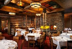Get menu, photos and location information for Snake River Grill in Jackson Hole, WY. Or book now at one of our other 543 great restaurants in Jackson Hole. Cowhide Furniture, Jackson Hole Wy, Cozy Restaurant, Restaurant Guide, Home Furnishing Stores, Great Restaurants, Getting Cozy, Retirement Planning, Elle Decor