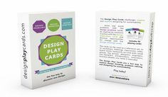 The Design Play Cards use play to teach design thinking, strategic problem solving and design for sustainability. The deck allows educators to challenge designers to solve real world problems through team challenges and card games. The cards employ the emerging trend of gamification as a platform for exploring design thinking. By Leyla Acaroglu / Daniel Kerris for Design and Technology Teachers Association http://www.designplaycards.com/